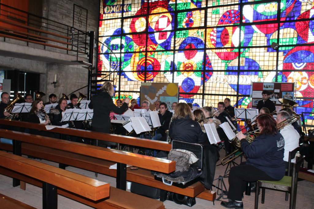 Mitgestaltung des katholischen Gottesdienstes am 18.03.