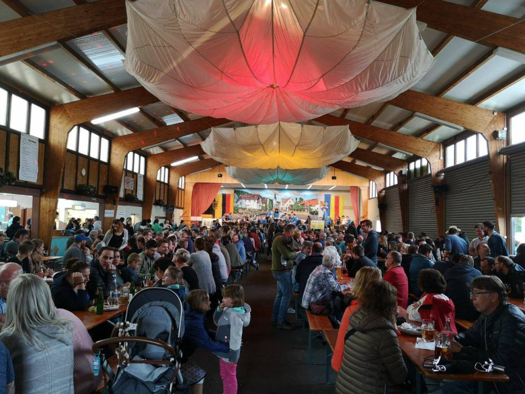 Steinwiesenfest 2018 – Danke!